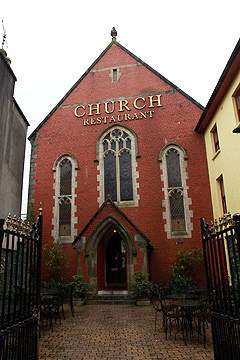 front-church-restaurant skibereen-linehan-construction