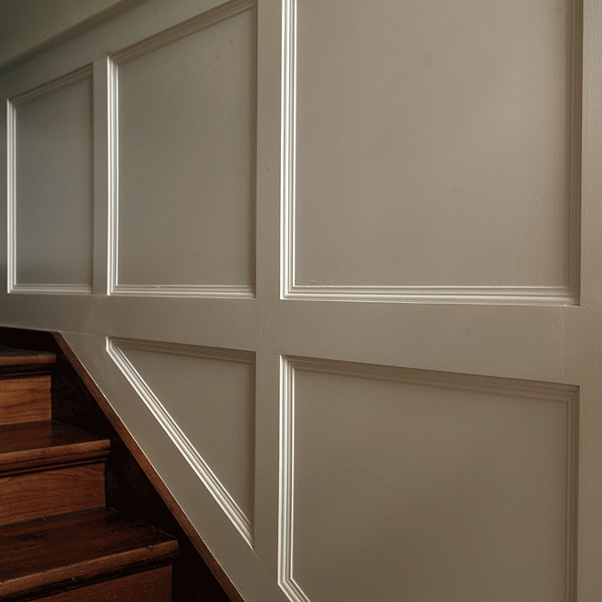 niall linehan construction restoration period building panelling