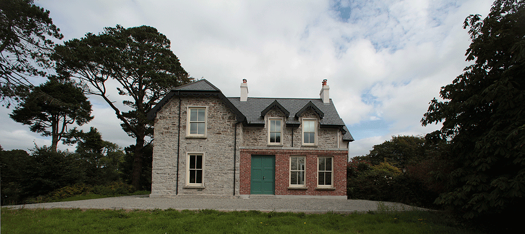 niall linehan construction restoration and refurbishment at the old parsonage drimoleague county cork