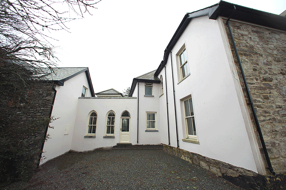 niall linehan construction old parsonage and new extension