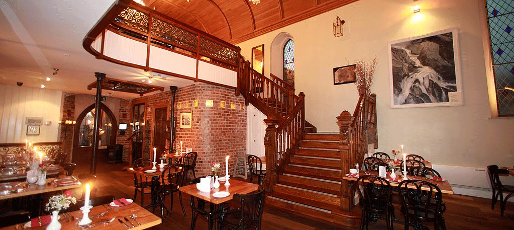 he-old-church-restaurant-skibereen rebuilt by niall linehan construction cork
