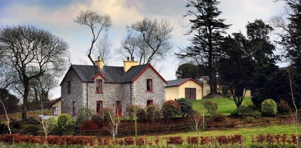 East-Cork-period-Ballyonane-House-exterior