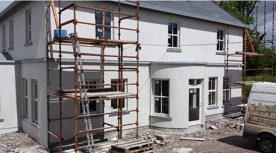 Rathcormack Classic Newbuild Home Front