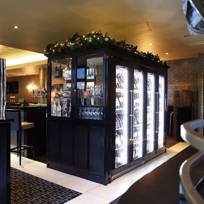 Maryborough-Hotel Bar refurbishment by Niall Linehan Construction Cork